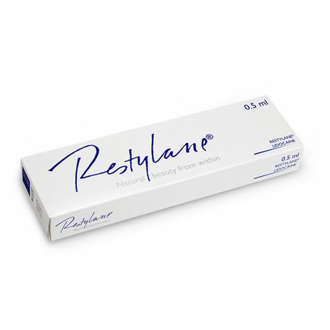 Restylane Lidocaine 1x0.5ml