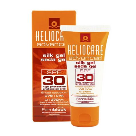 Heliocare Silk Gel Spf 30 50ml
