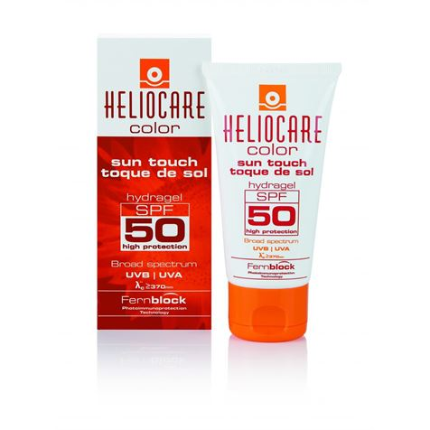 Heliocare Colour Hydragel Sun Touch SPF50 50ml