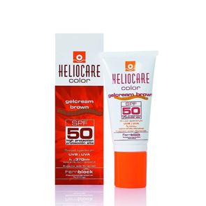 Heliocare Colour Gelcream Colour Brown SPF 50 50ml