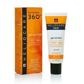 Heliocare 360 Oil Free Dry Touch SPF50 50ml