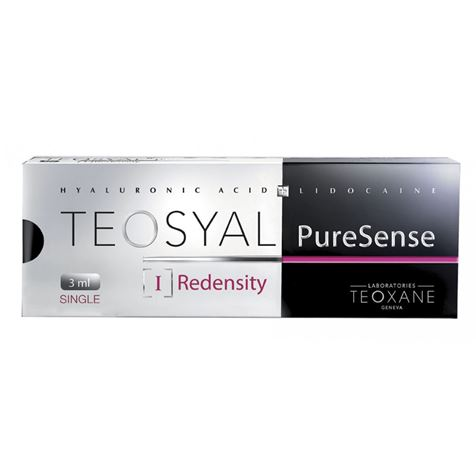 Teosyal Puresense Redensity [I] 3ml single