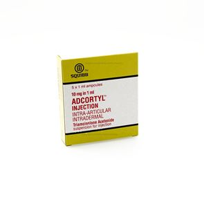 Adcortyl injections 5x1ml
