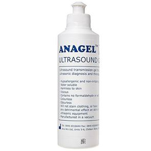 Anagel Ultrasound Gel 250ml