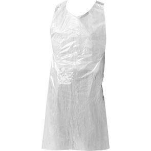 Disposable Plastic Apron 5 in packet