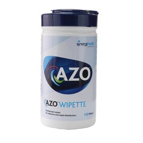 Azo Wipettes 100 Wipes