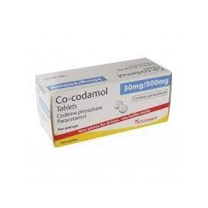 Co-codamol 30/500mg 56