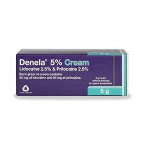 Denela 5% cream 30g