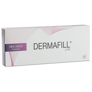 Dermafil Lip 25mg/ml 1 x 1ml