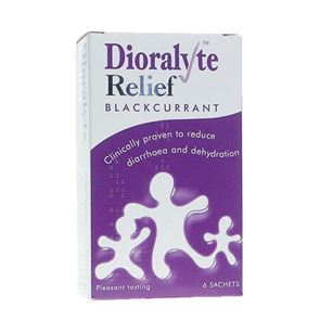 Dioralyte 20 sachets Blackcurrent