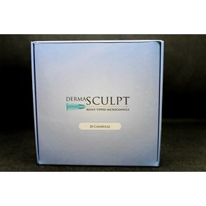 Dermasculpt Cannula 25G x 40mm Box 20