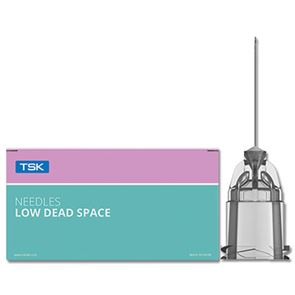 TSK Low Dead Space 33Gx9mm x 100
