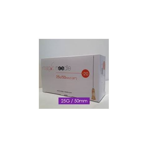 Magic Needle 25G x 50mm box of 20