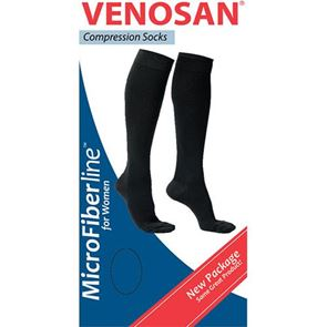 MicroFiberLine Compression Socks Medium (Female)