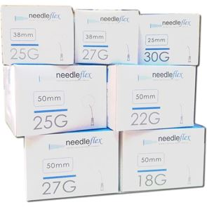 Mesotech NeedleFlex Cannula 25Gx50mm