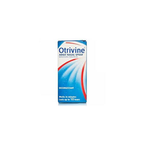 Otrivine 10ml Bottle