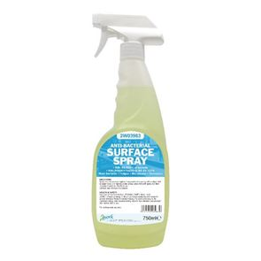 Anti-Bacterial Surface Cleaning Spray