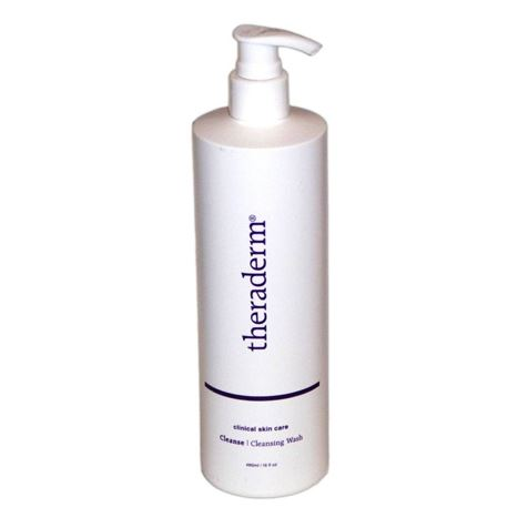 Theraderm Cleansing Wash 480ml