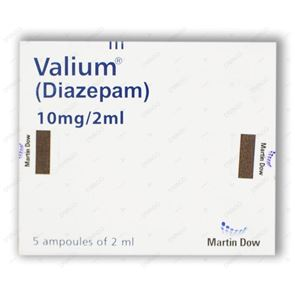 Valium Injection 5mg/2ml
