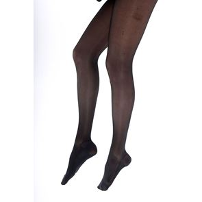 Legline 30 Hosiery Large (Black)