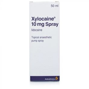 Xylocaine Oral Spray 50ml