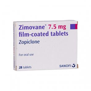 Zimovane 7.5mg x28