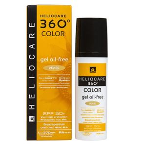 Heliocare 360 Color Gel Oil-Free Pearl 50ml