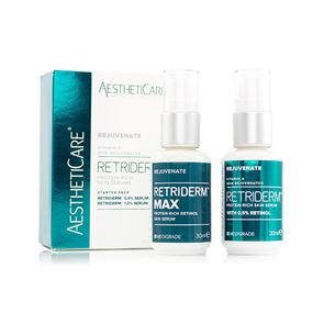 Retriderm Starter Pack (1 x 0.5% and 1 x 1.0% Serums) 2x30ml