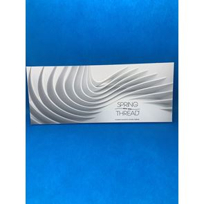 Spring Thread Spatulate Needle for BL Thread (1.6x250mm)