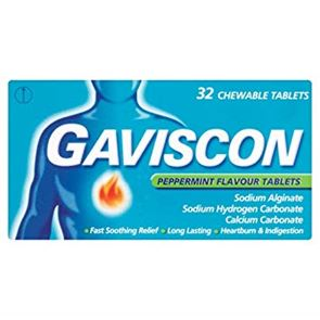 Gaviscon 32 Tablets