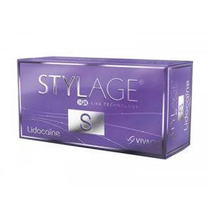Stylage S 2 x 0.8ml (with lidocaine)