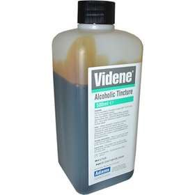 Videne Alcoholic Tincture 10% 500ml